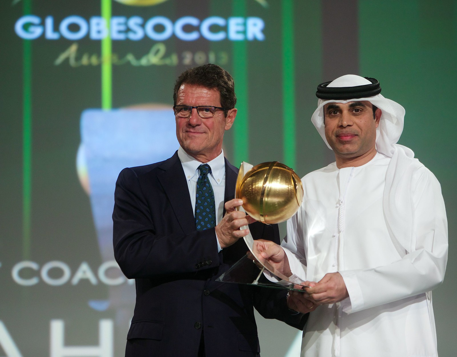 Globe Soccer Awards 173