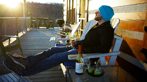 sunset virginia wine nick nike va porch tosco fancygap nicktosco