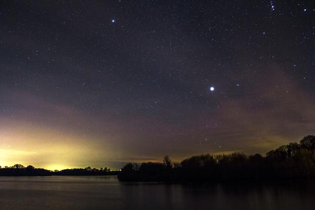 Sirius at alton water
