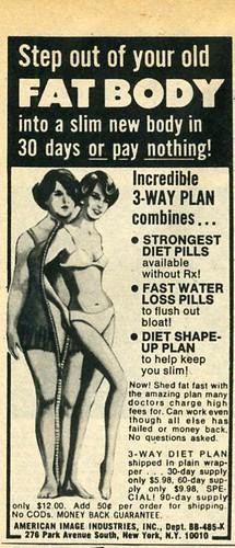 3 way diet plan 1976