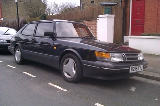 First Generation Saab 900 Turbo - 1990