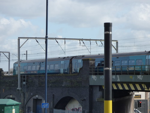 Arriva Trains Wales - Fazeley Street, Eastside | by ell brown