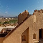 Jabreen Castle Roof