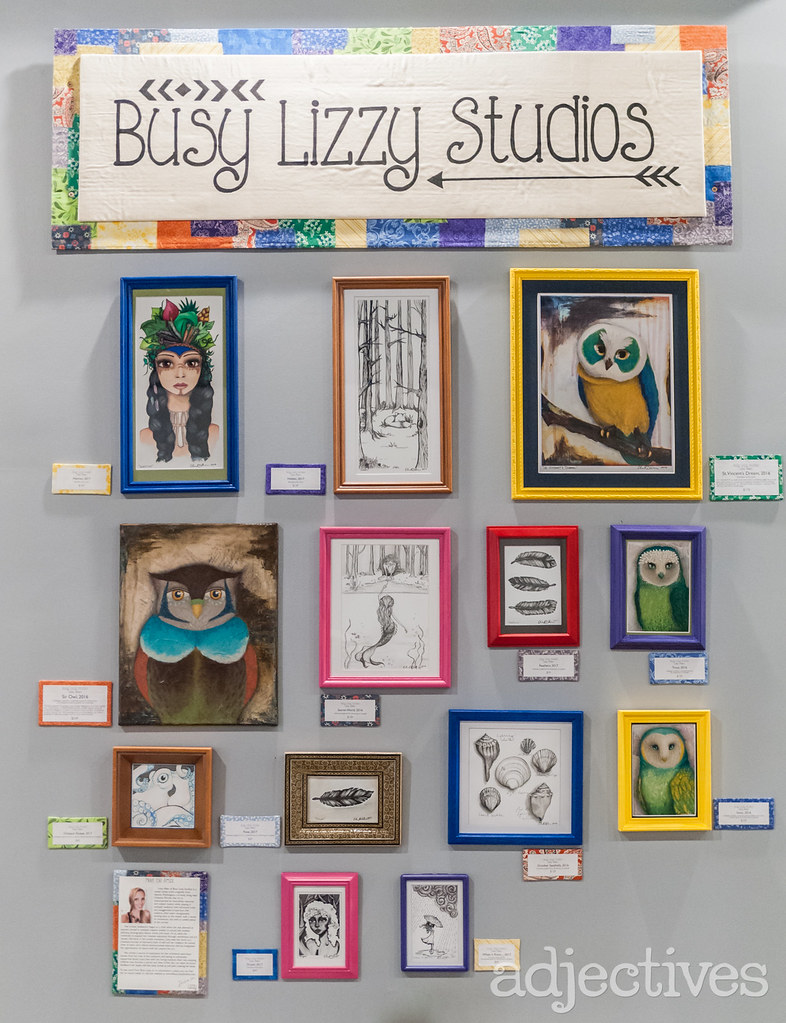 Adjectives Featured Find in Altamonte by Busy Lizzy Studios