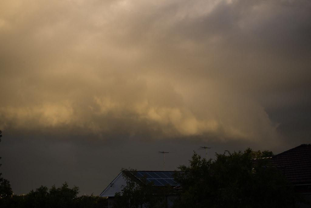 Shelf Cloud, Kensington, NSW