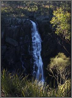 Apsley Falls, long exposure.  Peter Neaum_