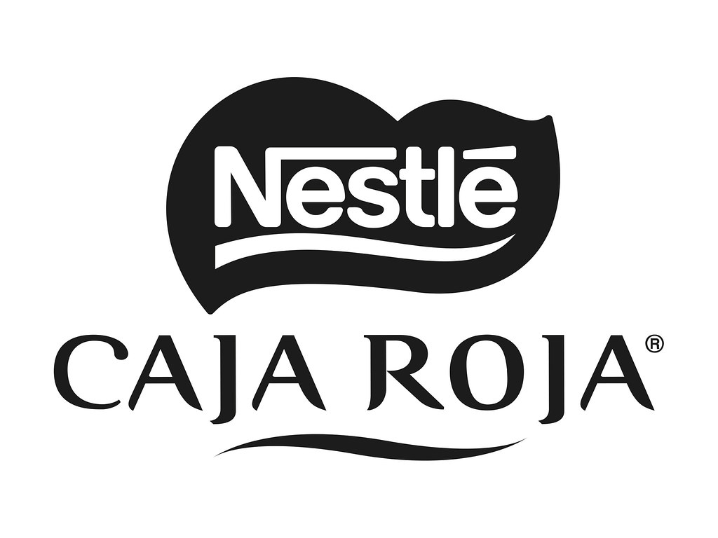 logo-nestle-caja-roja-negro | Nestlé España, S A  | Flickr