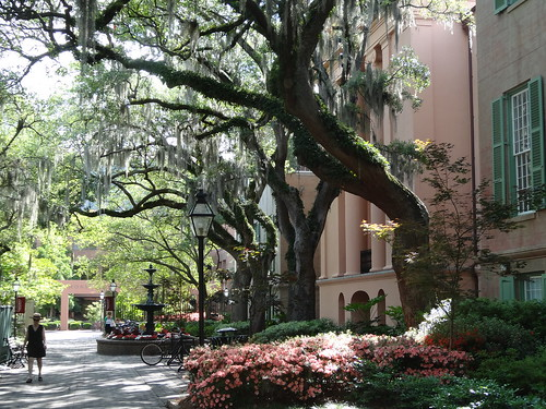 College of Charleston grounds