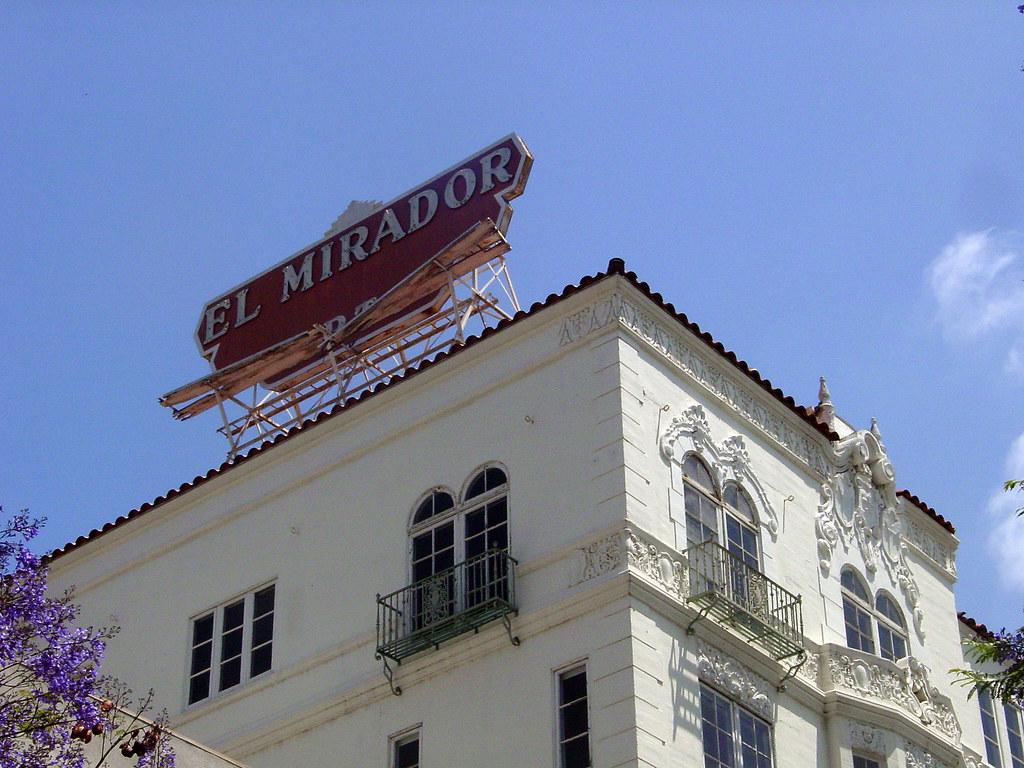 08m El Mirador Apartments 1302 N Sweetzer Ave E Flickr