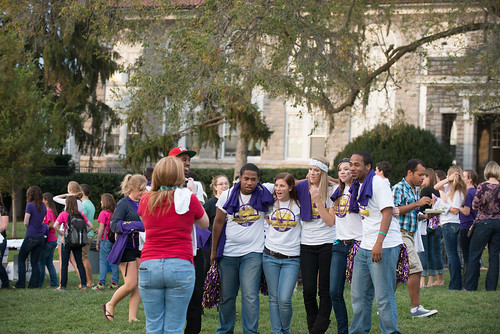 Alums flock back to JMU for Homecoming