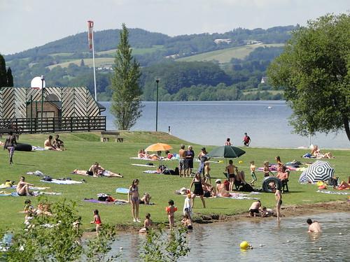 Lac de Villefranche de Panat | by Office de Tourisme de Pareloup Lévézou Aveyron