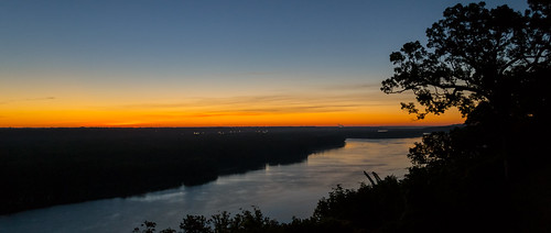 sunrise river iowa september mississippiriver dubuque mountcarmel sdgiere