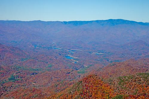 autumn northcarolina appalachian smokies smokymountains appalachiantrail noc gsmnp wesser wesserbald