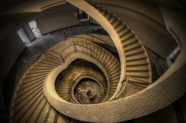 Spirals of your mind