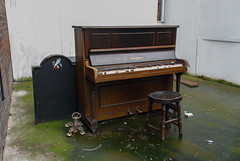 DSC_9328-1 Abandoned piano and stool
