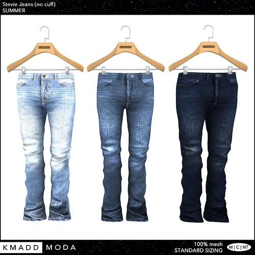 KMADD Moda ~ STEVIE Jeans (no cuff) ~ SUMMER | by www.kmaddmoda.com