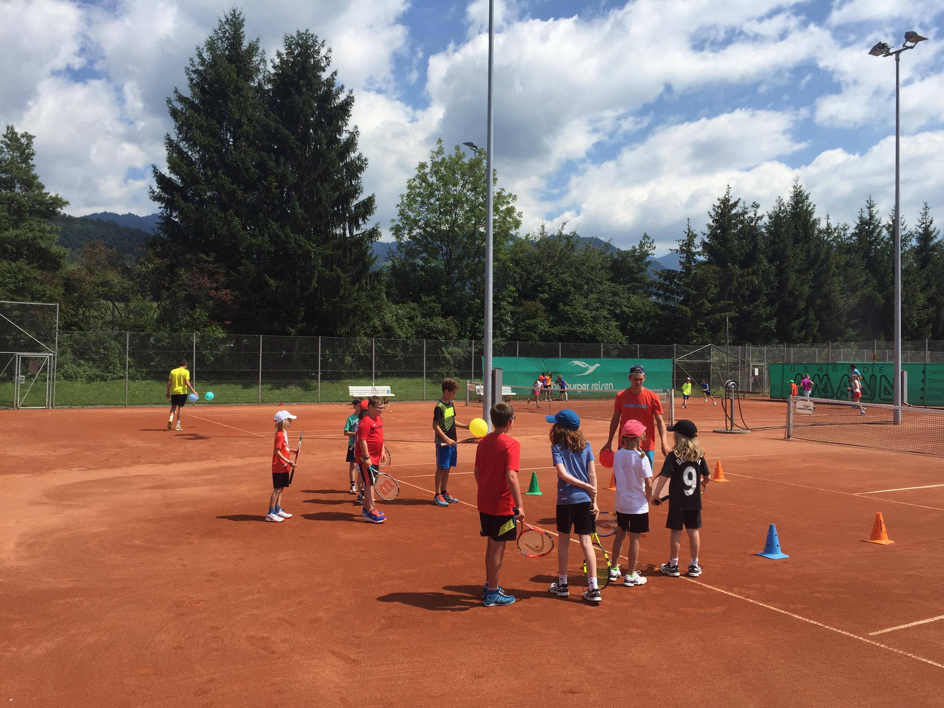 TCV Tenniscamp 2016