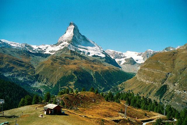 The Matterhorn, Switzerland. (Film, 2003)