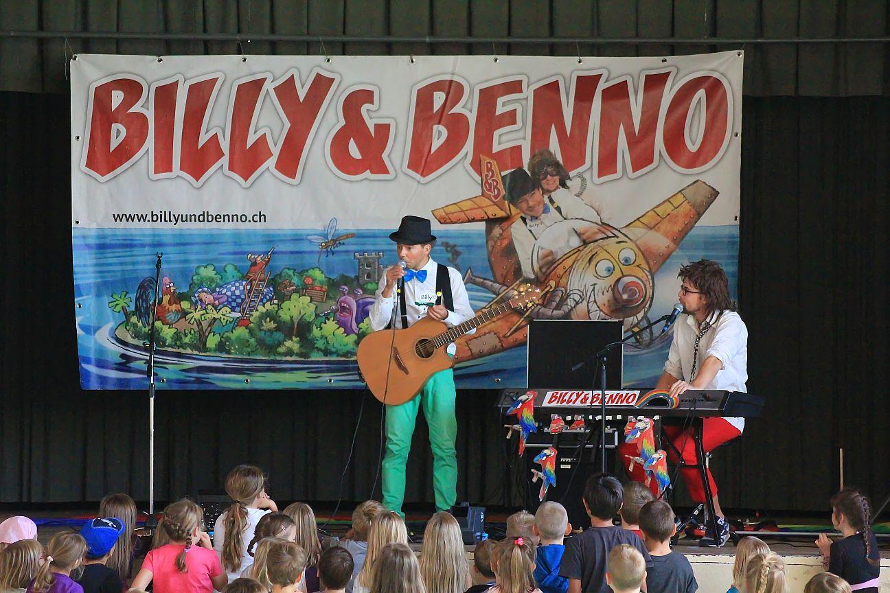 2015 Billy & Benno