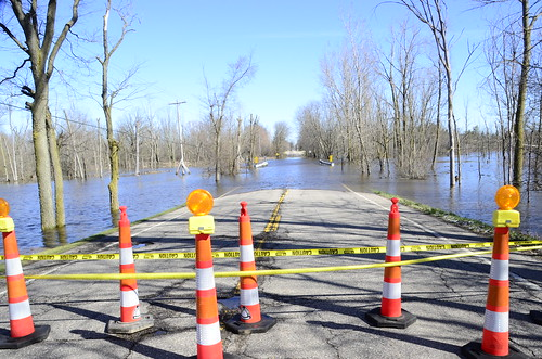 Spring Time Flooding Safety