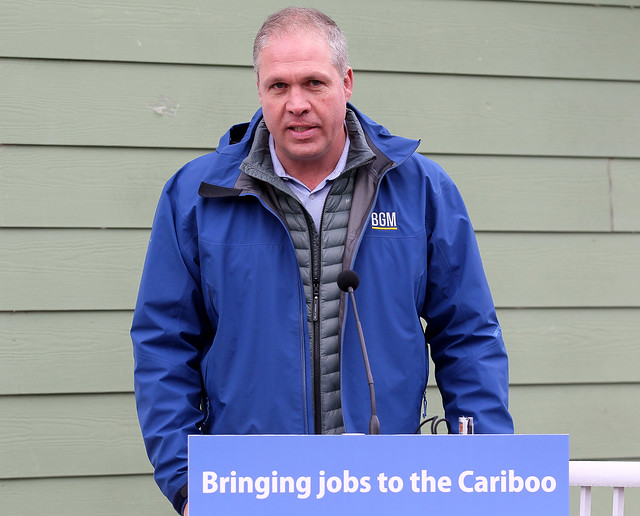Restart of Bonanza Ledge mine brings jobs to the Cariboo