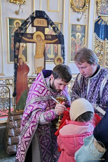 Литургия в Покровском соборе 365