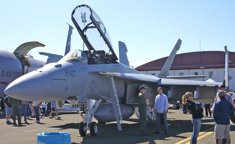 F-18F Super Hornet 1