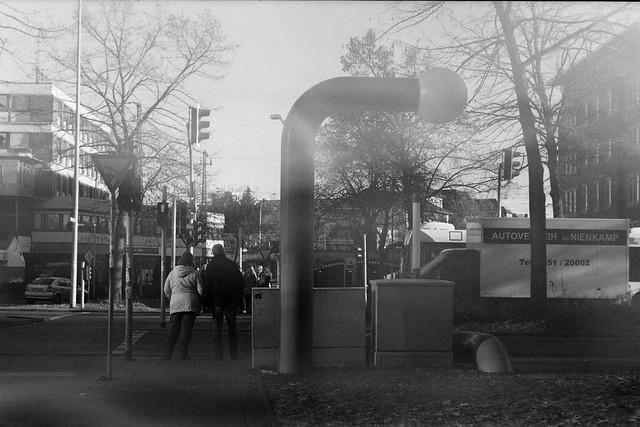 Waiting - I shot film