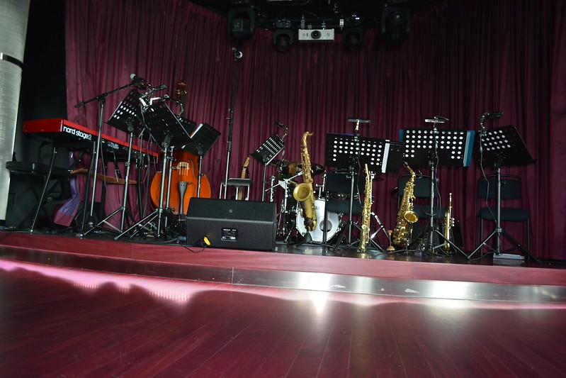 JazzClub - Visite du MS EUROPA 2 - Bordeaux - 20 mai 2013
