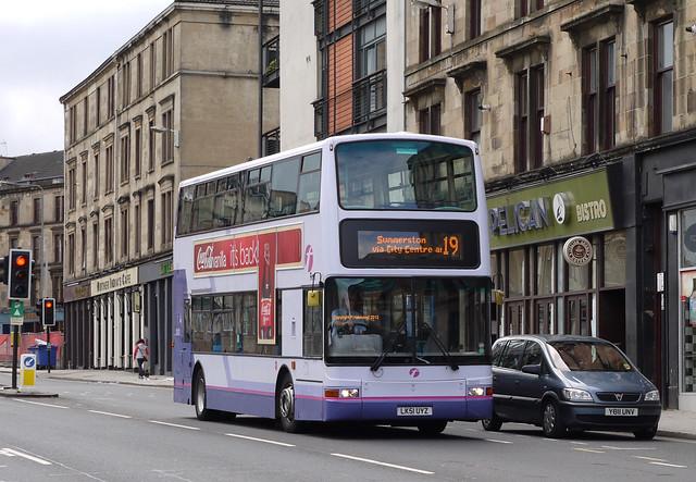 First Glasgow 33022 (LK51UYZ)