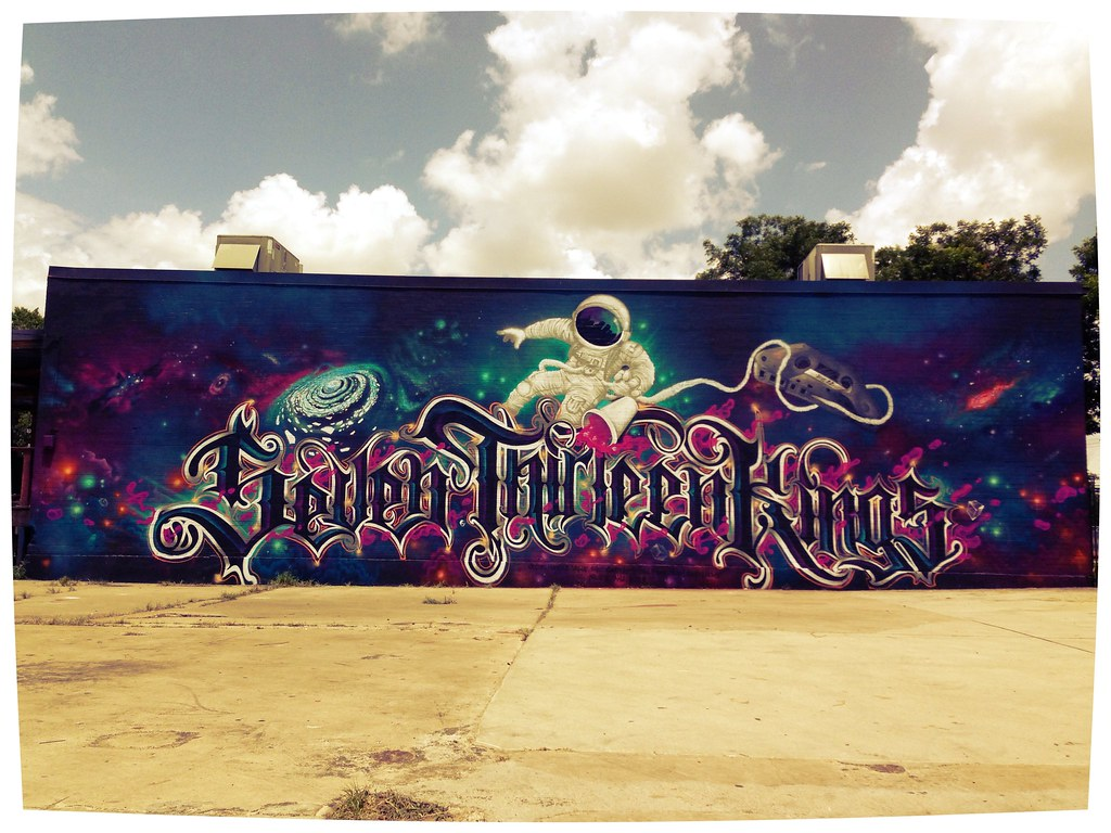Seven Thirteen Kings   City of Syrup   DJ Screw Blue 22