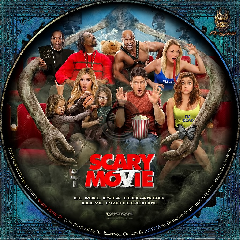 Scary Movie 5 2013 Scary Movie Scary Movie 5 Anyma 2000 Flickr