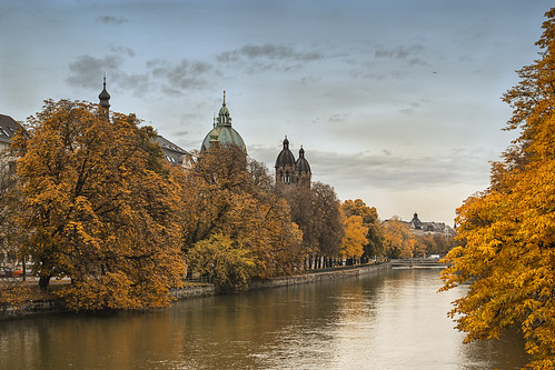 Munich River | by Diego Cambiaso