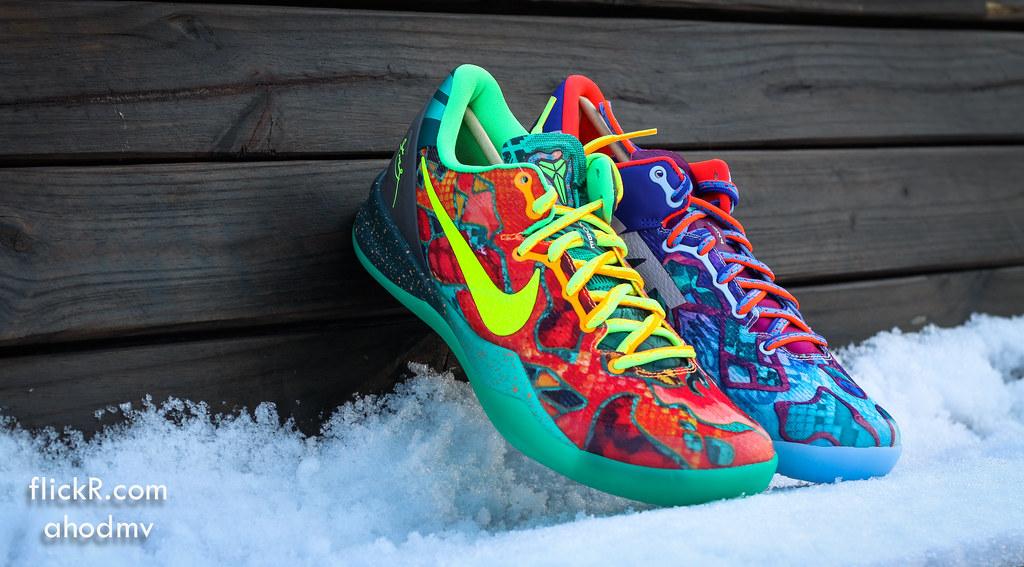 newest ec87b fa3f1 ... Nike Kobe 8 System Premium   What the Kobe   by ahoDMV