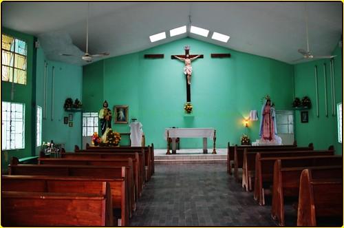 Capilla de San Judas Tadeo,Cosamaloapan,Estado de Veracruz,México