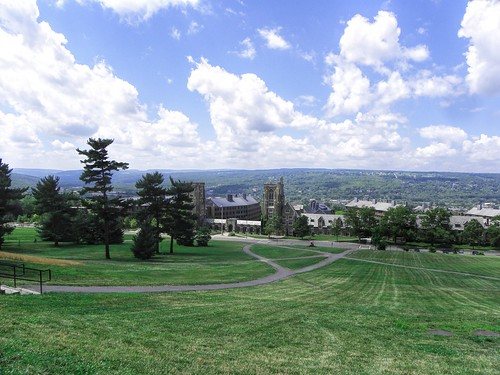 sky ny college clouds hall memorial war university view lyon scenic historic historical cornell ithaca mcfadden tompkinscounty nrhp onasill