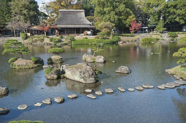 Suizenji Yōjuen 06 熊本 水前寺成趣園