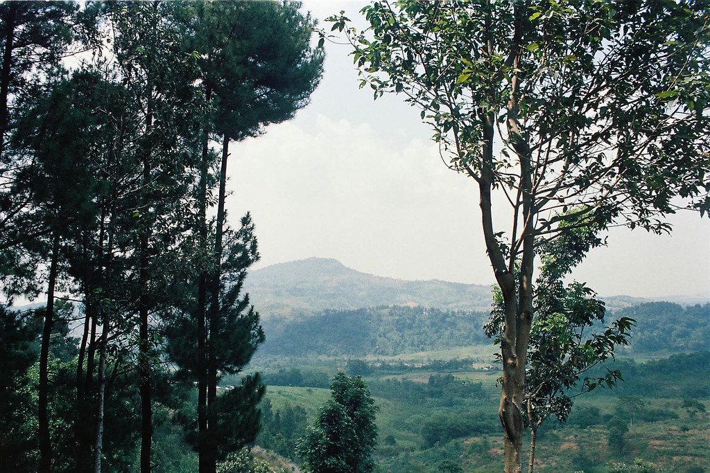 Wisata Alam Gunung Pancar Sentul Jawa Barat Indonesia