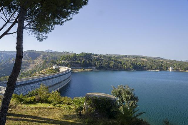Lake Marathon Dam