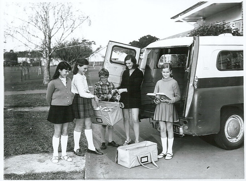 School library service, Waterview Primary School | by Archives New Zealand