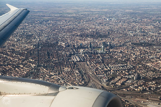(Just Another Flight) From Milan to Paris | by Bernardo Ricci Armani PhotographingAround.Me