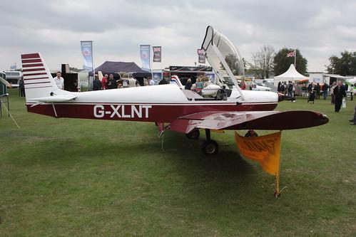 G-XLNT Zenair CH601XL [PFA 162B-14182] Sywell 030911