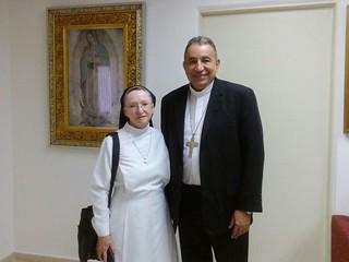 3 Arzobispo de Panamá, Mons. Jose Domingo Ulloa
