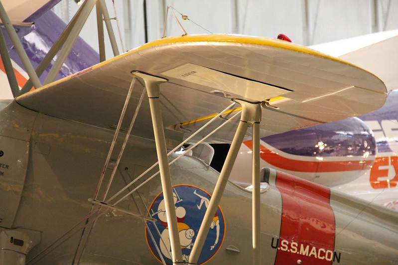 Curtiss F9C Sparrowhawk 5