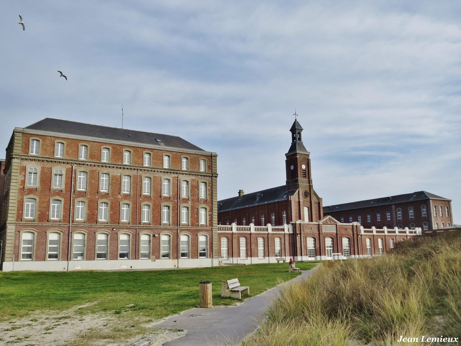 Berck-sur-Mer - Hôpital Maritime