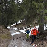 Skitour Rautispitz April 17'