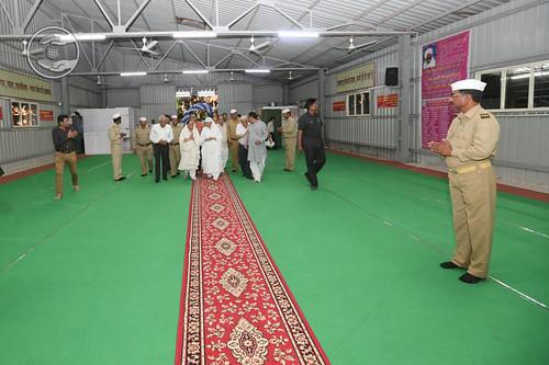 Visit at Satsang Venue
