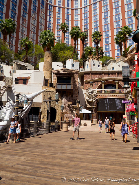 Treasure Island Hotel, Las Vegas, Nevada, USA