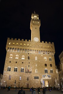 Palazzo Vecchio @ night | by fred.carter