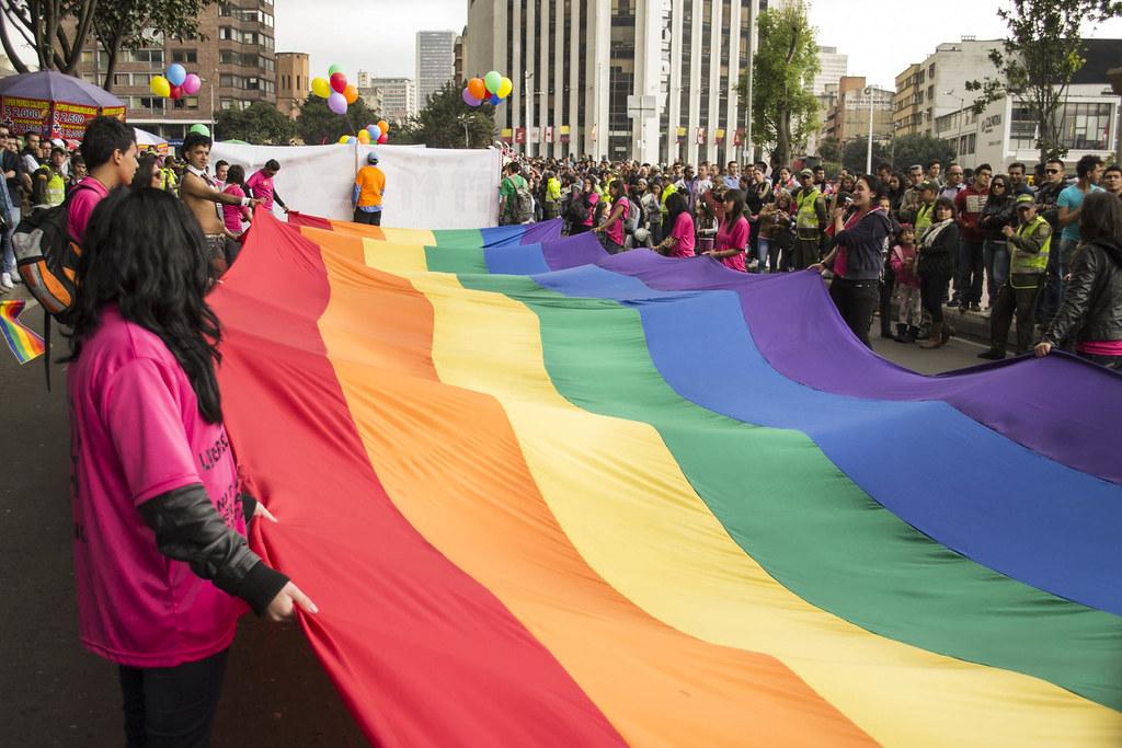 Marcha LGBT 2013 Bogotá